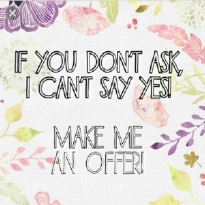 Shoes - Make us an offer